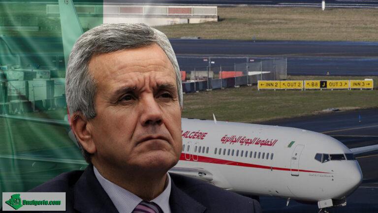 Reprise des vols vers l'Algérie : le ministre de la santé s'exprime