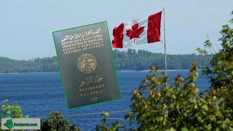 Immigration au Canada pour les algériens : une nouvelle mesure mise en place