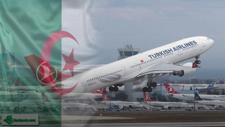 Reprise des vols en Algérie : Turkish Airlines précise