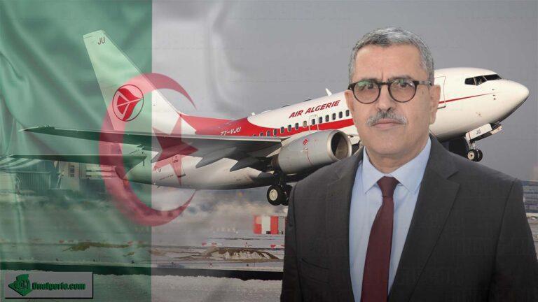 Nouveaux vols d'Air Algérie : le gouvernement précise