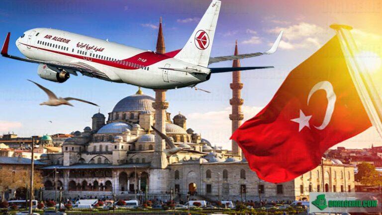 Visas pour les algériens : nouveau communiqué de l'ambassade de Turquie