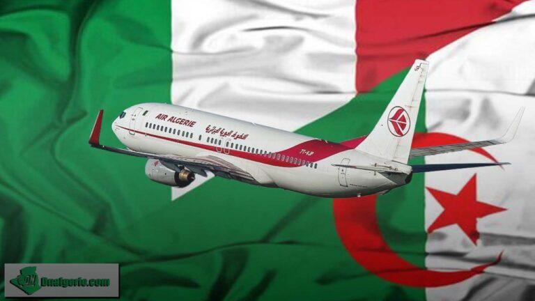 Vols de et vers l'Italie : Air Algérie apporte des précisions