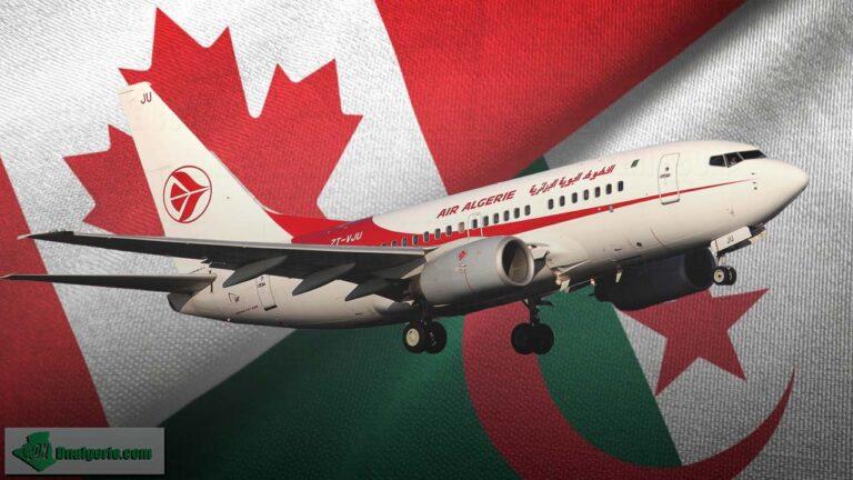 Vols Canada-Algérie : le consulat d'Algérie à Montréal précise