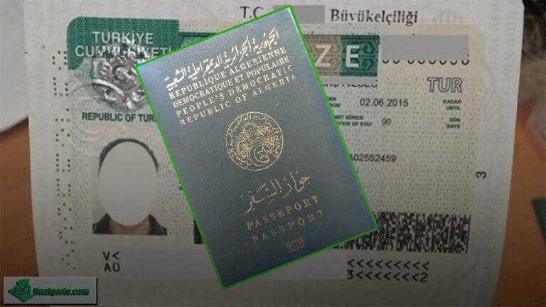 Visas pour les algériens : l'ambassade de Turquie apporte de nouvelles précisions