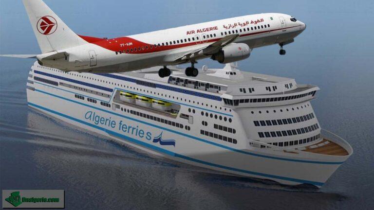 Air Algérie et Algérie Ferries : ce qu'a proposé le gouvernement