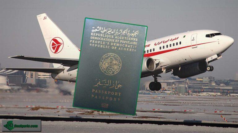 Vols depuis d'autres pays outre la France vers l'Algérie : un député interpelle Tebboune
