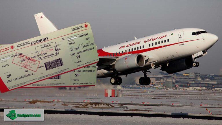 Polémique sur les billets d'Air Algérie : le premier ministre saisi