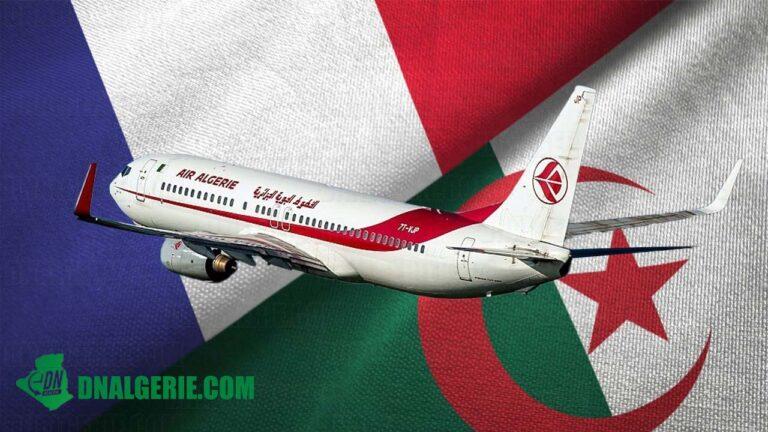 France-Algérie : vers une nouvelle hausse de vols ?