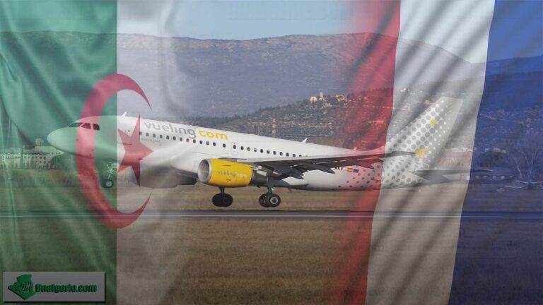 Vols vers l'Algérie : Vueling Airlines suscite une vive polémique