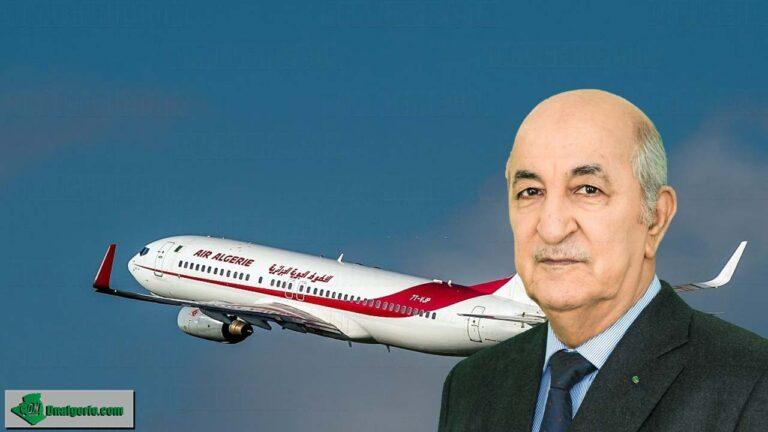 Augmentation des vols vers l'Algérie, réouverture des lignes maritimes : ce que devrait annoncer Tebboune
