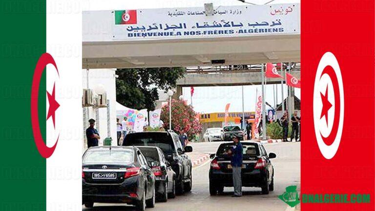 Frontières : l'appel de détresse de dizaines d'Algériens bloqués en Tunisie
