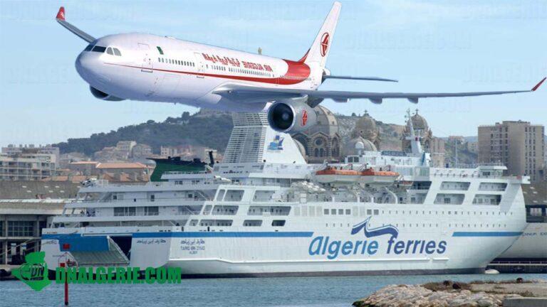 Algérie : vers la création de compagnies aériennes et maritimes privées