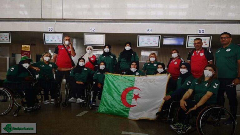 Accueil des champions paralympiques en Algérie : le ministre de la jeunesse et des sports réagit