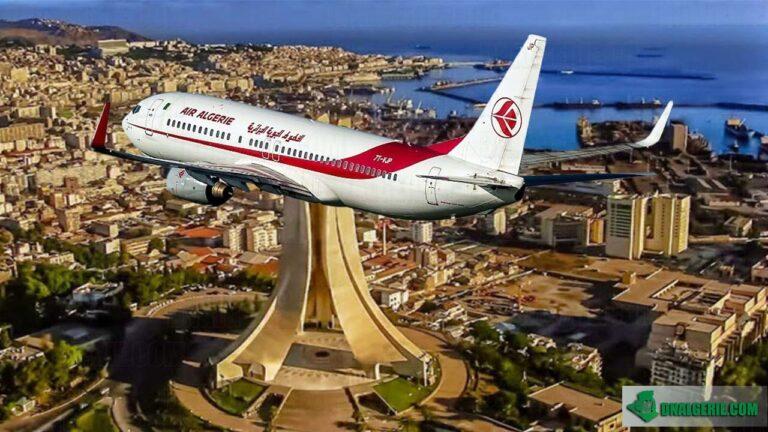 Air Algérie : des vols complets en octobre