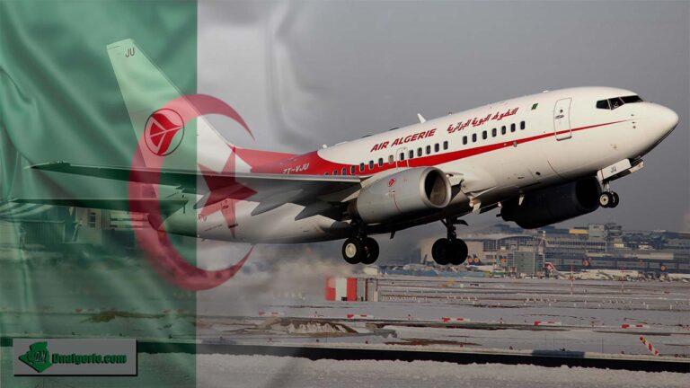 Nouvelles destinations de vols vers l'Algérie : deux députés réagissent