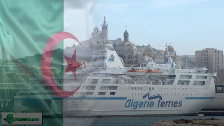 Réservation à l'agence Algérie Ferries de Lyon : un scandale évité de justesse