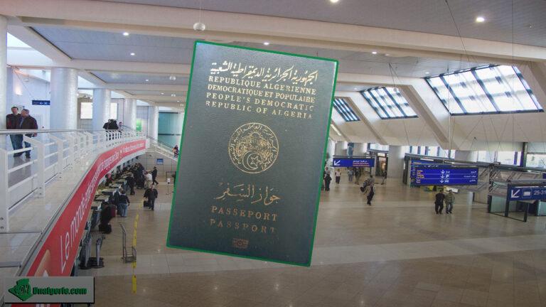 Algériens de l'étranger : le gouvernement annonce une nouvelle mesure