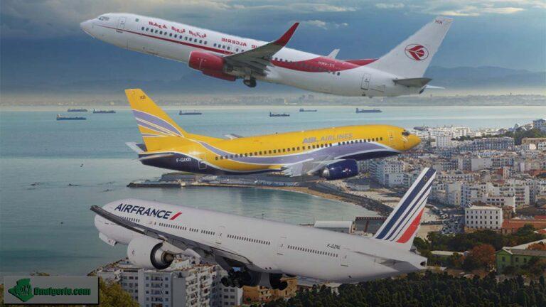 Vols vers l'Algérie : une nouvelle compagnie étrangère bientôt de retour ?